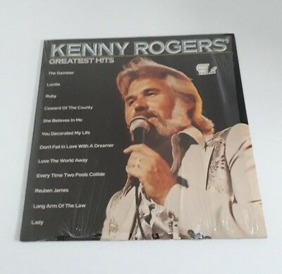 Kenny Rogers - Greatest Hits LP