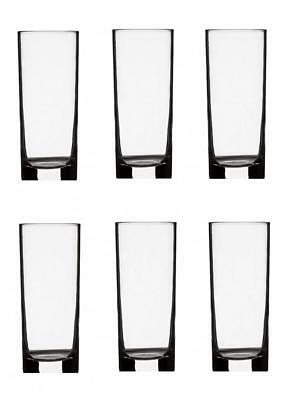 Luminarc Islande Set of 6 330ml Highball Tumbler Glass