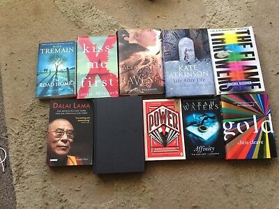 JOB LOT of 10 Books. All in great condition. (1) Really good mix of subjects