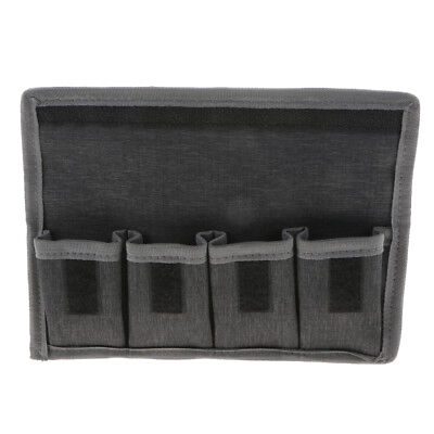 DSLR Battery Holder Case Bag for lp-e6 lp-e8 lp-e10 lp-e12 en-el14 fw50 f550