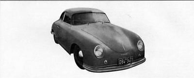 1952 Porsche Type 356 Coupe Factory Photo ua2093-YQUHD3