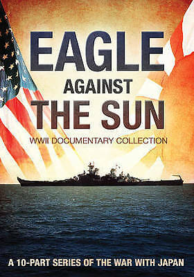 Eagle Against the Sun WWII Documentary Collection (DVD 2-Disc Set) NEW SEALED