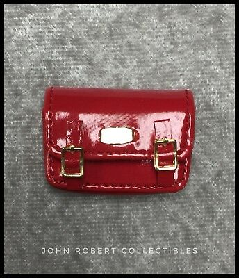 Integrity Toys Poppy Parker Co-Ed Cutie Red Purse City Sweetheart New