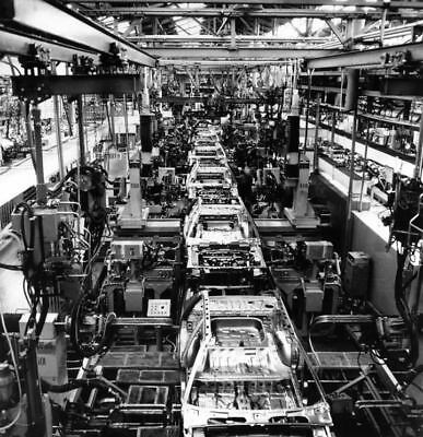 1987 Hyundai Factory Photo Korea ua3414-PNSO9X