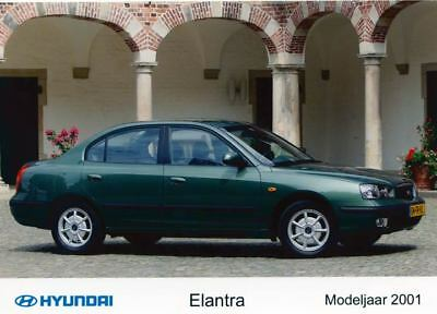 2001 Hyundai Elantra Factory Photo Korea ua3440-RZIQLO