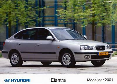 2001 Hyundai Elantra Factory Photo Korea ua3443-S6HMP7