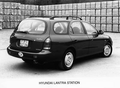 1996 Hyundai Lantra Station Wagon Factory Photo Korea ua3449-DSKR1P