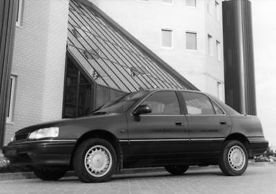 1990 Hyundai Lantra Factory Photo Korea ua3466-FZOZIA