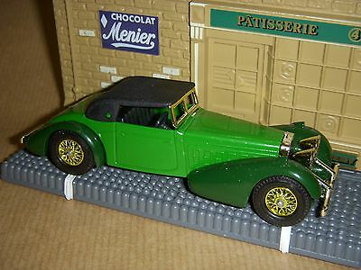 1938 Hispano Suiza Car - Matchbox Yesteryear Series 1985 - Boxed