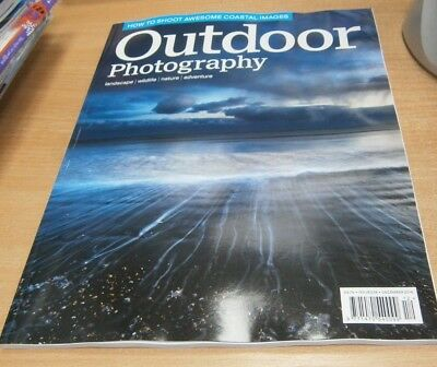 Outdoor Photography magazine DEC 2018 Awesome Coastal Images, Benjamin Graham &