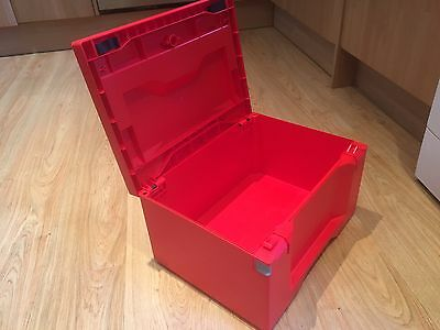 Storage Box /Tool Box c/w Handle, Medium Size