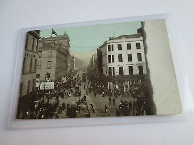 Postcard of Argyle Street (looking East), Glasgow (Unposted)