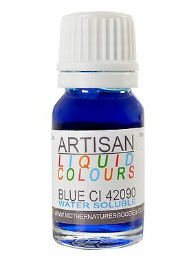 Liquid Colour 10ml/100ml (Cosmetic Grade Water Based Dye) Melt & Pour Soap Craft