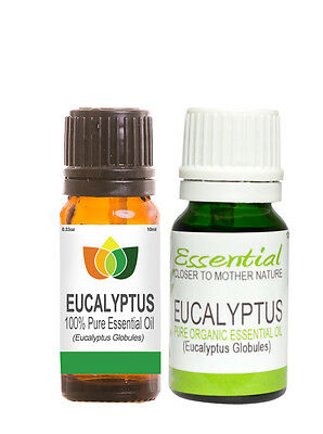 10ml 50ml 100ml Eucalyptus Essential Oil Standard and Organic Pure Natural