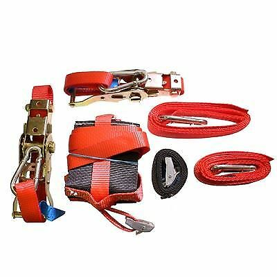 Motorhome Memo M-Classic Single Scooter Carrier Fixing Strap