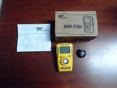 Bw Technologies Bwc2-H Single Gas Detector Alert Clip