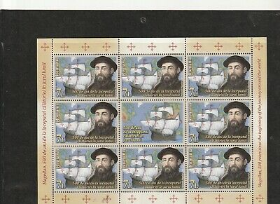 2018 Romania Stamps Great Union Royal King Ferdinand Queen Maria Mnh Ms Flowers