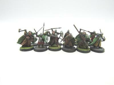 Lord Of The Rings Hobbit Middle-Earth Rohan Warriors Of Rohan Regiment (w8480)