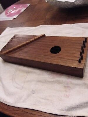 Eight String Zither