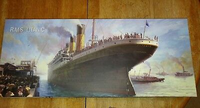 R.M.S. Titanic Centenary Anniversary Edition Academy 1/400 Complete & Unstarted.