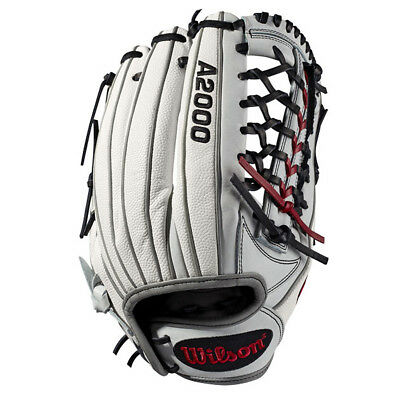 """Wilson A2000 19T125SS 12.5"""" Fastpitch Softball Outfield Glove (NEW)"""