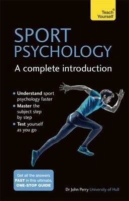 Sport Psychology: A Complete Introduction (Teach Yourself) (Paper...