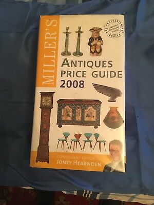 2008 Millers Antiques Price Guide-Johnty Hearnden