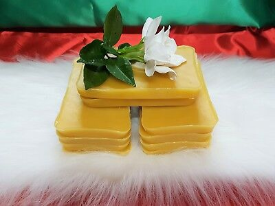 1 kg (10 x 100 grams) Australian Beeswax Candles/Soap/Balm/polish Save Up to 15%