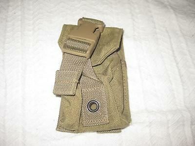 Eagle Industries Frag Grenade Single Pouch Molle Ii Fgc-1-Ms Khaki 1257