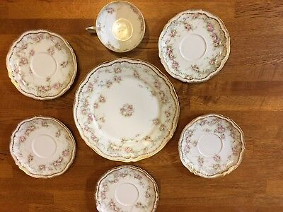 Theodore Haviland Limoges France Schleiger 340 Mixed Lot China