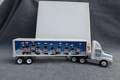 WINROSS PEPSI COLA Die Cast Truck Trailer NEW