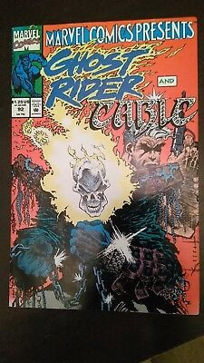 Wolverine, Ghost Rider and Cable 92 comic book