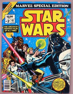 Star Wars Marvel Special Edition Oversized Comic Book #2 Darth Vader Minty