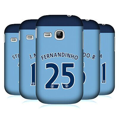 Manchester City Man City Fc Player Home Kit 2016/17 2 Case For Samsung Phones 5