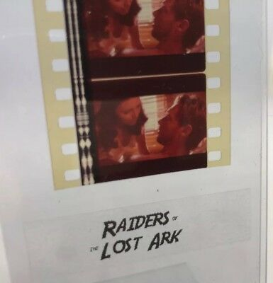 5-Cell 35mm 1981 RAIDERS OF THE LOST ARK Indiana Jones & Marion