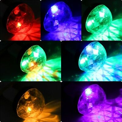 Mini LED USB Power RGB Disco Ball Stage Effect Light Party Club DJ Lights Bulb