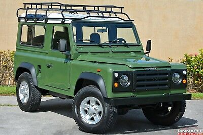 1992 Land Rover Defender 90! Investment Quality! Best One On The Market! 1992 Land Rover Defender 90! 200 TDI! Fully Restored! Investment Quality!