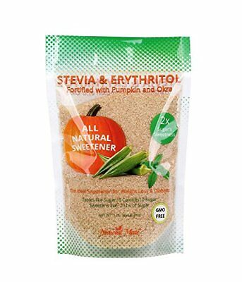 Natural Mate Granular Sweetener, Stevia and Erythritol Fortified with Pumpkin 1