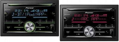 Pioneer FH-X730BT Car Stereo Bluetooth USB Aux ANDROID CD 2-DIN