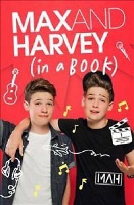 Max and Harvey: In a Book by Harvey Mills, Max Mills (Hardback, 2017)