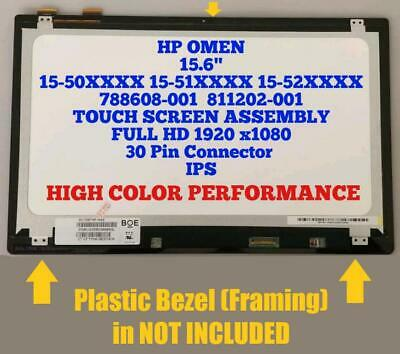 New Pavilion 15T-AY100 15Z-BA000 HD 15.6 LED LCD Touch Replacement Screen