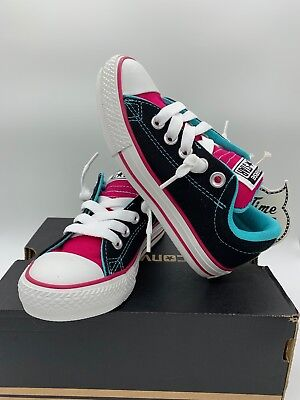 92e5f1fa3f2b CONVERSE KIDS CT Street Mid Shoes Sneakers 648495C Americana 6 M US ...