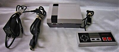Nintendo Entertainment System NES Classic CLV-001 Free Shipping