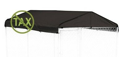 Weatherguard Kennel Frame Cover Set