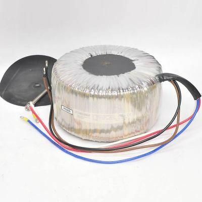 Powertronix 3kVA Toroidal Transformer 208V Primary 104-0-104V Secondary @ 30A