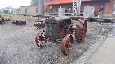 1927 ford tractor