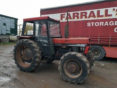 case international 785 4x4 tractor can deliver