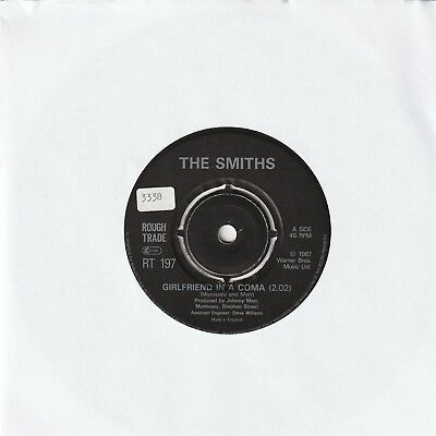 The Smiths...girlfriend In A Coma...ex /ex