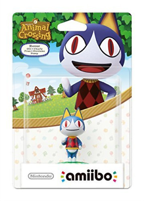 Wii-U-Nintendo Amiibo Character - Rover (Animal Crossing Collection) /W GAME NEW