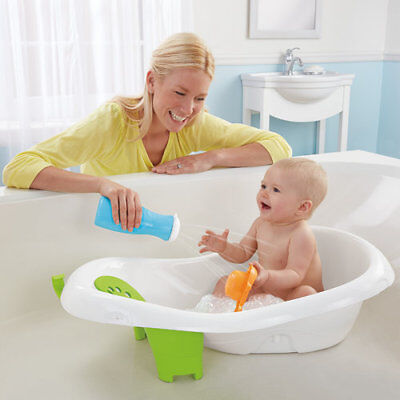 Fisher-Price 4-In-1 Sling 'N Seat Tub - White